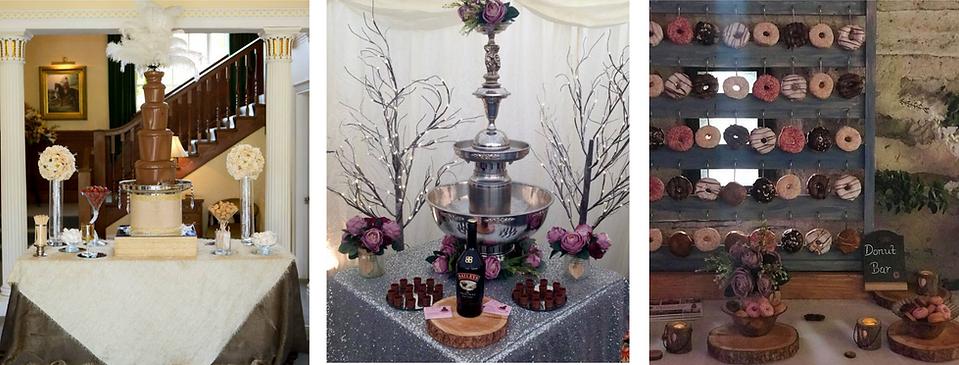 Treat Displays | Chocolate Falls