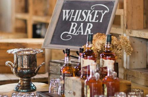 Whiskey Bar Close up   Chocolate Falls