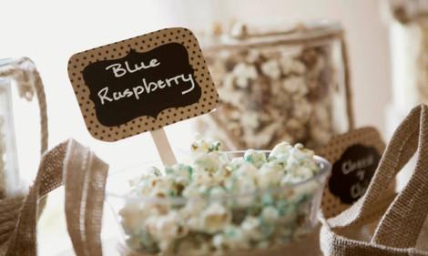 Popcorn Flavours | Chocolate Falls