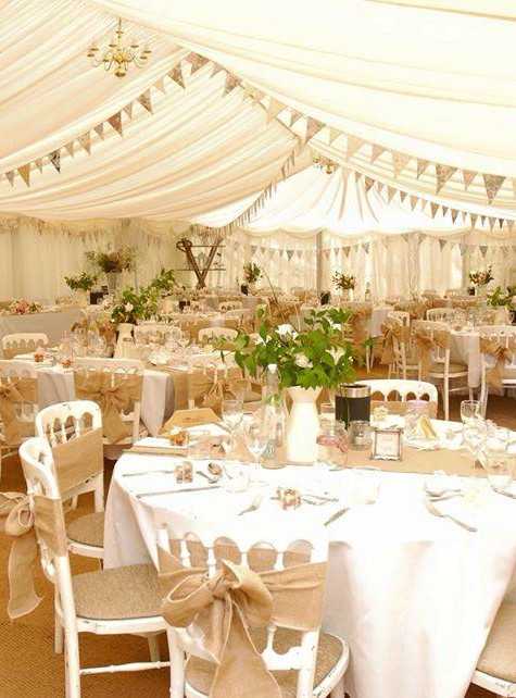 Rustic Chair Covers Event Hire | Chocolate Falls