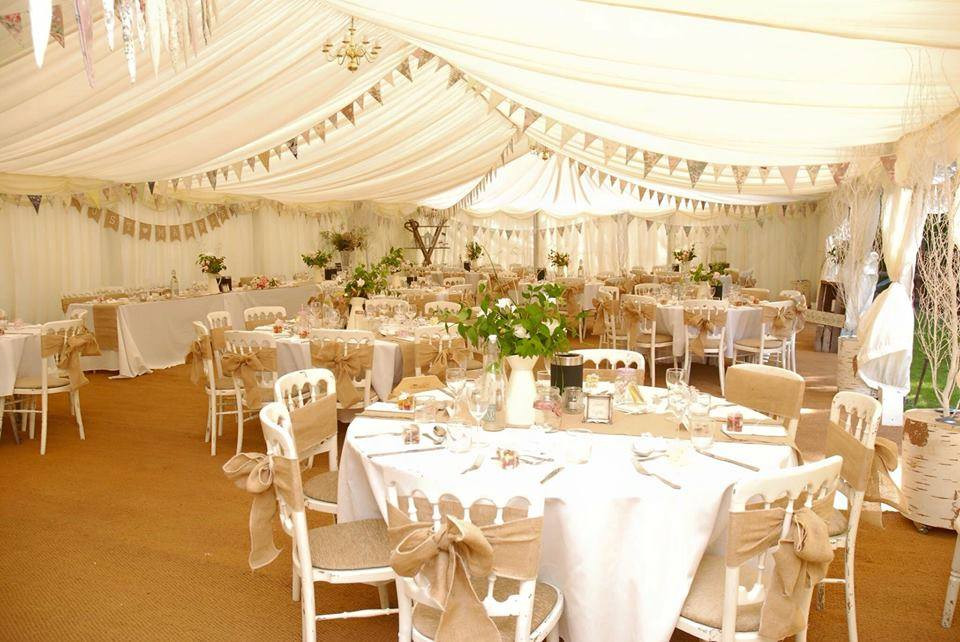 Rustic Chair Cover Hire | Chocolate Falls