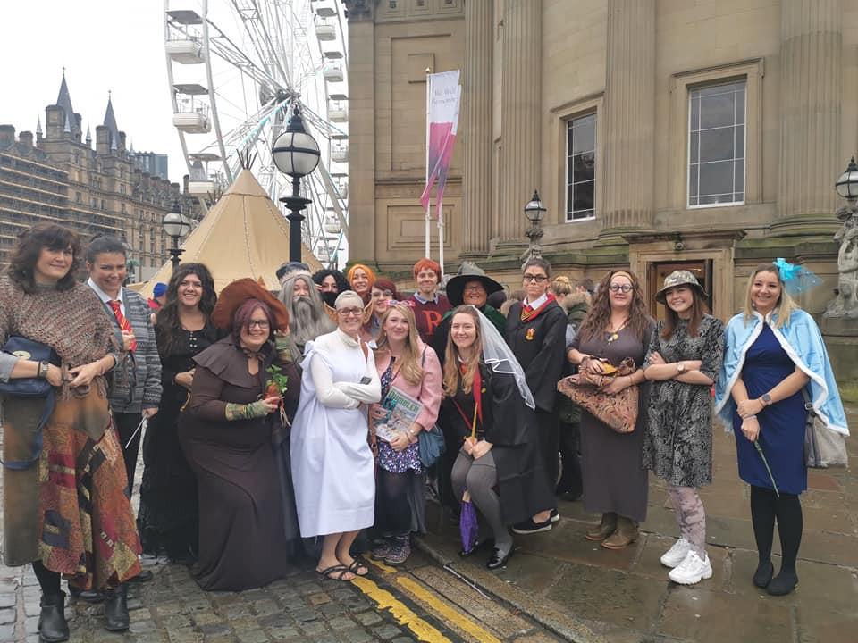 Harry Potter Fancy Dress Hire | Chocolate Falls
