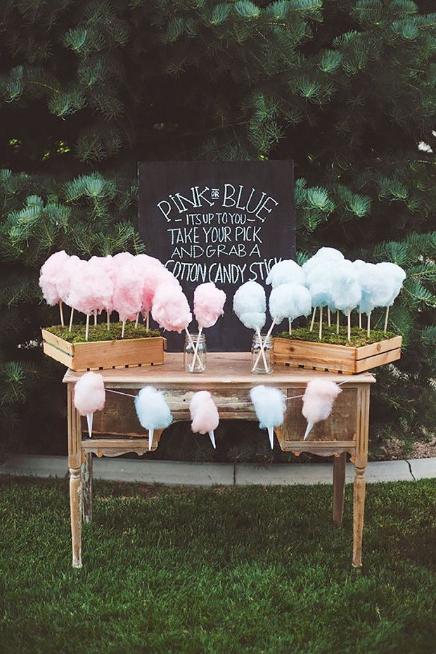Candy Floss Bar Wedding | Chocolate Falls