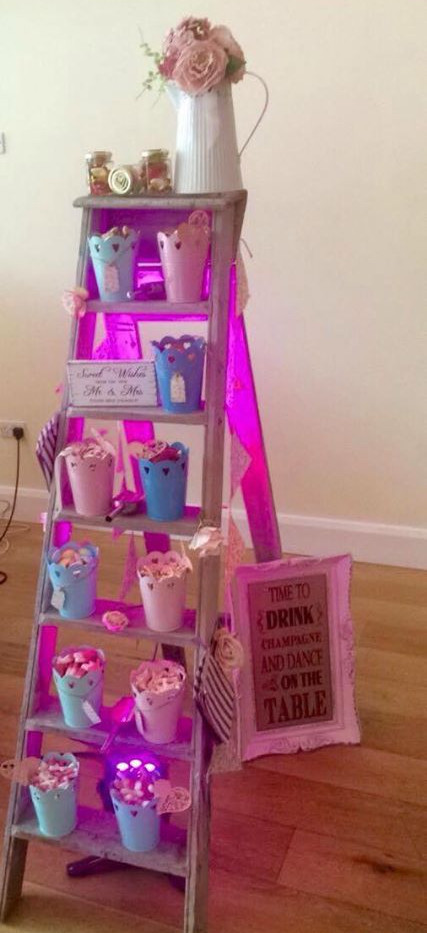 Candy Ladder | Chocolate Falls