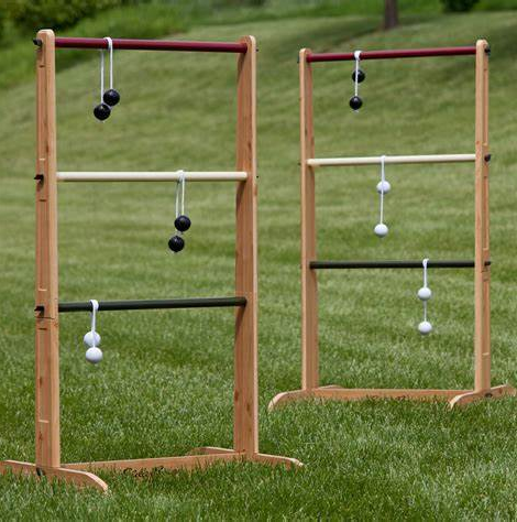 Ladder Ball Event Hire | Chocolate Falls