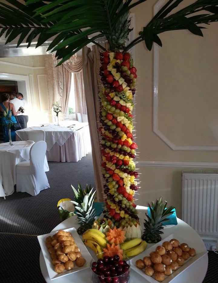 Different Wedding Treats | Chocolate Falls