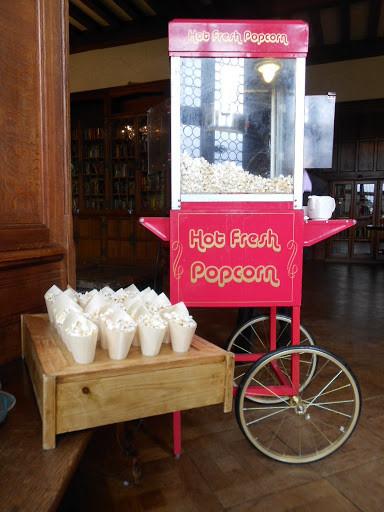 Popcorn Machine | Chocolate Falls