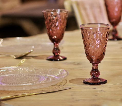 Pink Glass Event Hire | Chocolate Falls