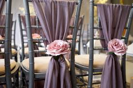 Purple Chair Covers Event & Wedding Hire | Chocolate Falls
