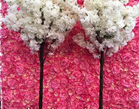 Blossom Trees Event Hire   Chocolate Falls