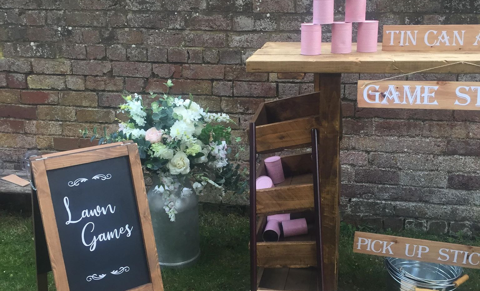 Croquet Wedding Lawn Game Hire | Chocolate Falls