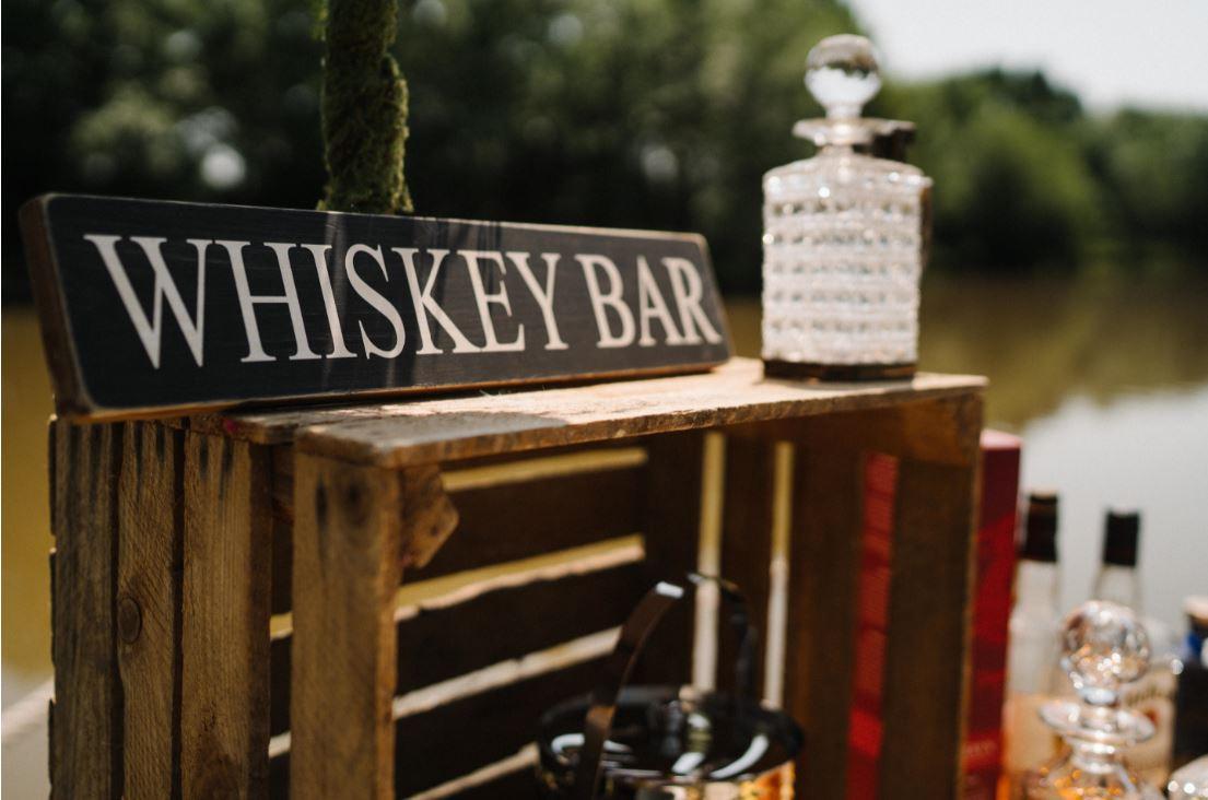 Whiskey Bar | Chocolate Falls