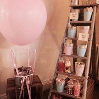 Wedding Sweet Ladder Display | Chocolate Falls