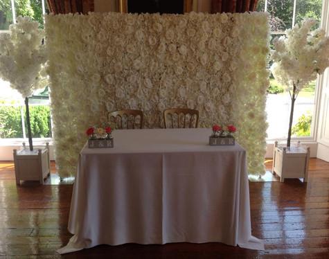 Blossom Trees - Breakfast Table   Chocolate Falls