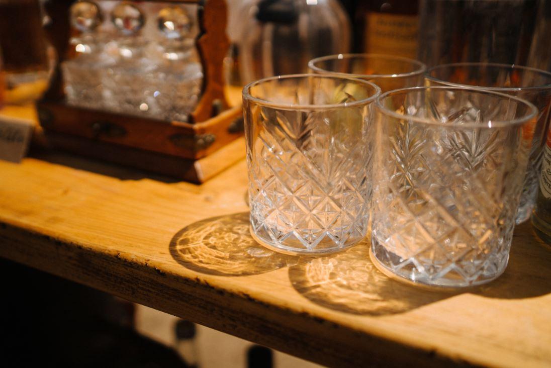 Whiskey Bar Event | Chocolate Falls
