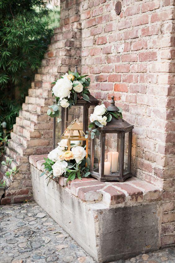 Lantern Decor Wedding & Event Hire   Chocolate Falls