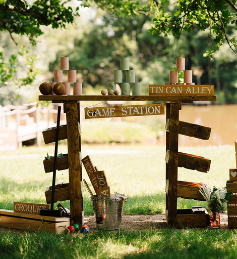 Wedding Games Hire | Chocolate Falls