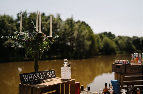 Whiskey Bar Event Hire   Chocolate Falls