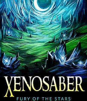 Xenosaber by Jedaiah Ramnarine