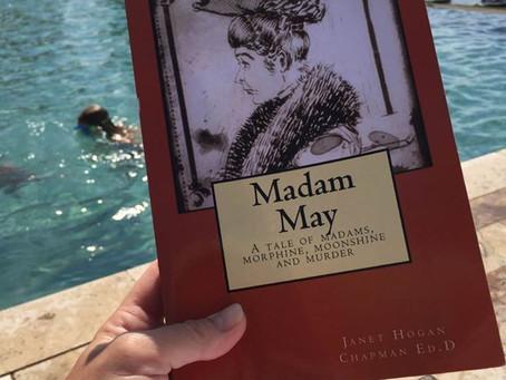 Madam May by Janet Hogan Chapman