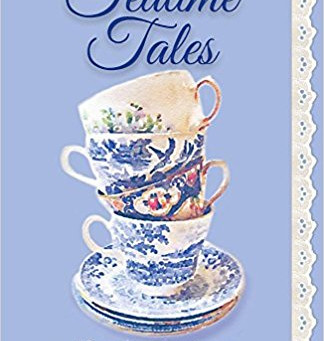 A Year of Teatime Tales by Angela Webster McRae