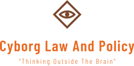 Cyborg Law And Policy Logo