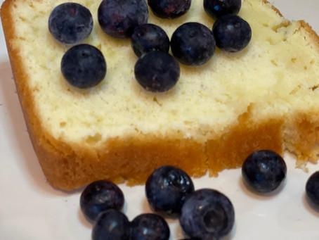 JANE'S POUND CAKE