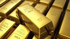 GOLD RUSH BRINGS BRITAIN MONEY