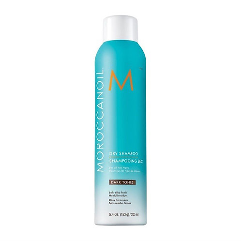 Moroccanoil Dry Shampoo, Dark Tones 205ml