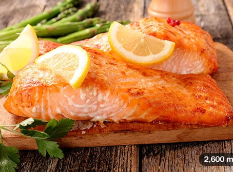 Food of the month: Fish