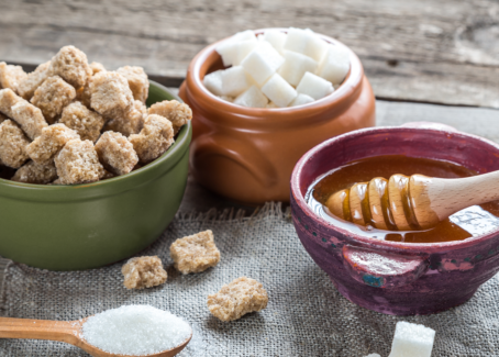 Natural sweeteners, are they better than sugar?