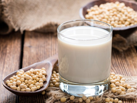 Soy causes gout. Myth debunked!