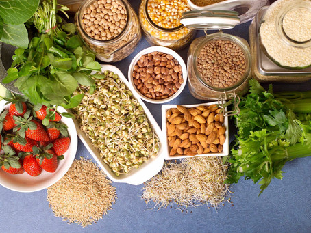 Food of the month: Fibres and its link to lowering cholesterol