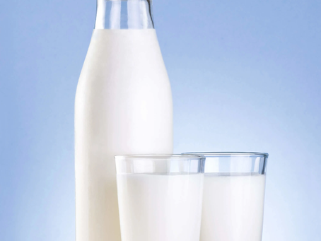 Food of the month: Milk