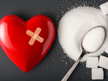 Sugar's link to heart disease