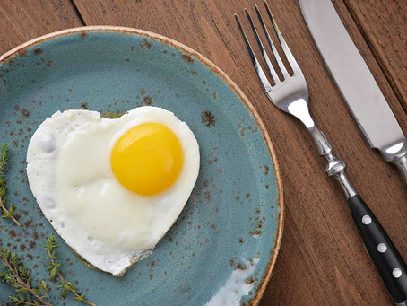 Cholesterol rich foods and heart health
