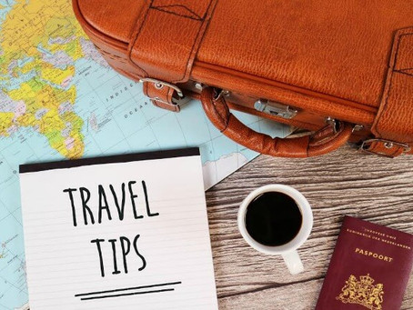 5 Travel eating tips to keep your weight in check