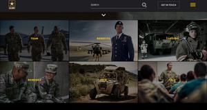 U.S Army website