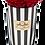 Thumbnail: Glamour Flowerbox Black & White M