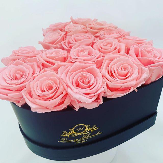#herz #herzbox #love #infinityrosen #ros
