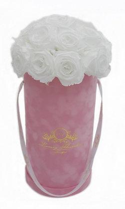 Bouquet Flowerbox Rosé M