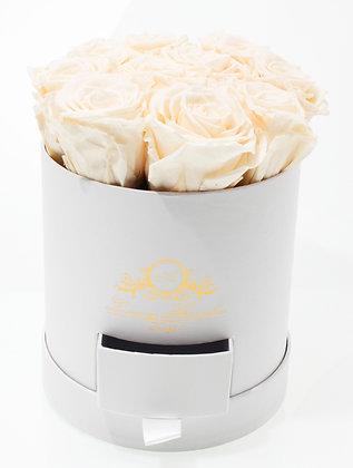 Classic Flowerbox Weiß M