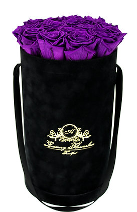 Glamour Flowerbox Black L