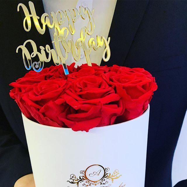 #happybirthday #hanau #ffm#roterosen 🌹#