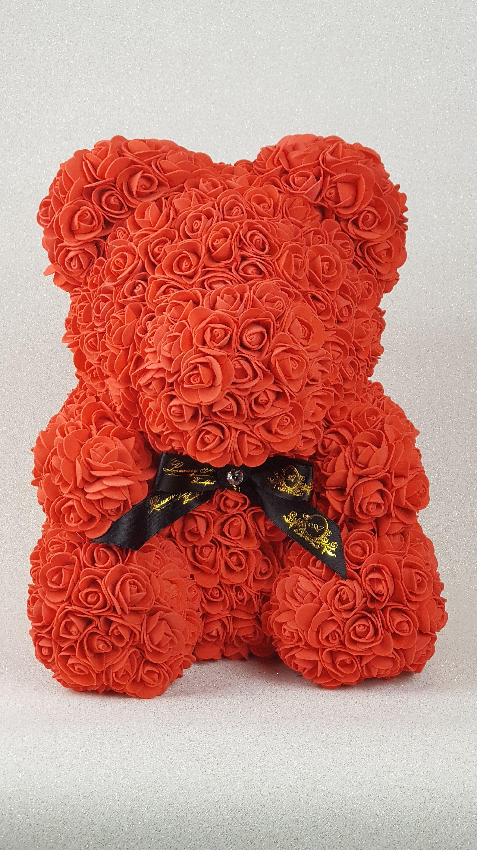 Luxury Rosenbär Rot