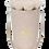 Thumbnail: Glamour Velvet (Samt) Flowerbox Beige L