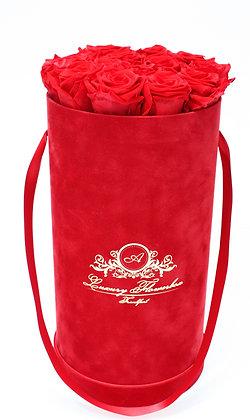 Glamour Flowerbox Red M