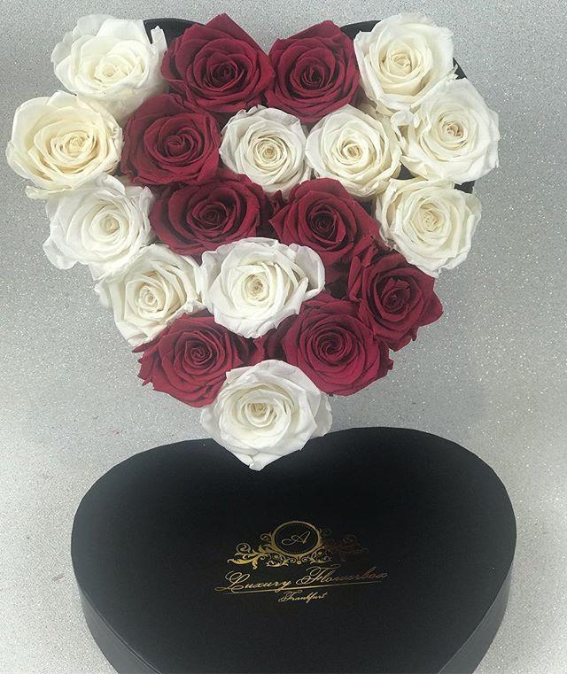 Schönen Rosenmontag 🌹♥️ #herzbox #infin