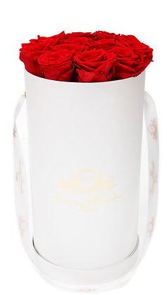 Glamour Flowerbox White M