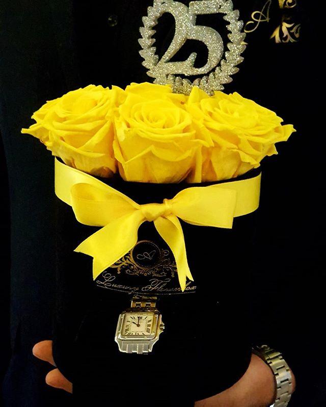 Die A Luxury Flowerbox steht für höchste